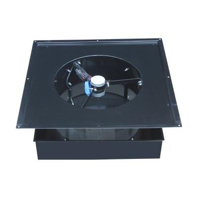 Remington Solar Attic Fan 30 Watt Gray Weathered Wood