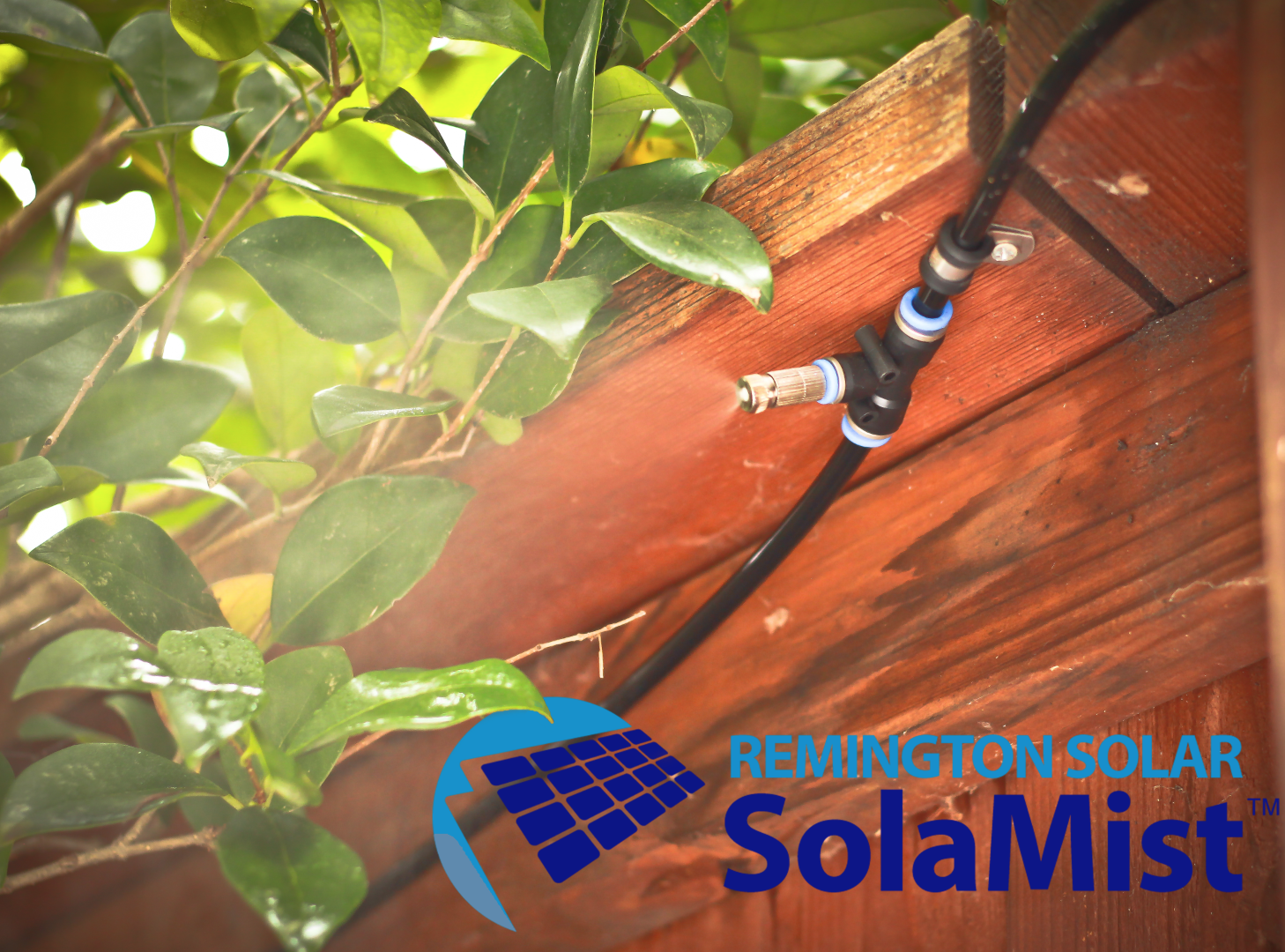 Solamist Mosquito And Insect Misting System Remington Solar