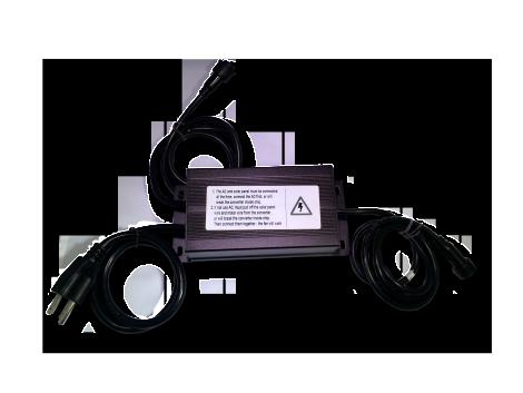 110v Adapter For Remington Solar Attic Fans