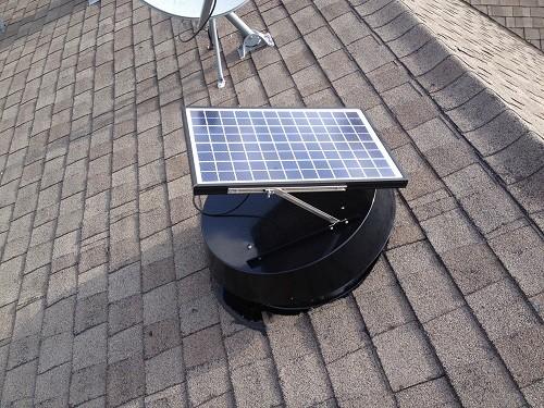 Hail Damage In Dallas Remington Solar